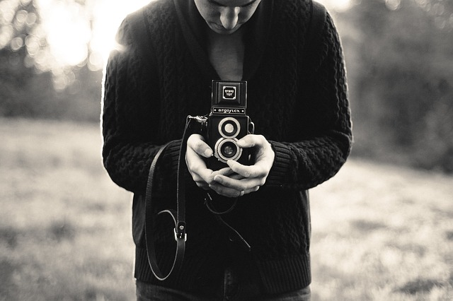 camera man photo